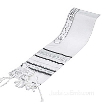 Tallit / Prayer Shawl - Luchos Design