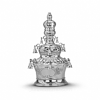 Torah Crown - Silver Torah crowns & ornaments